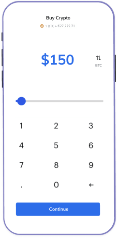 The easiest way to buy crypto